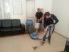 Tepovanie kobercov za pomoci kotúčového stroja1