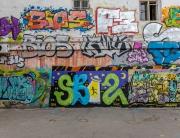Čistenie, odstraňovanie grafitov